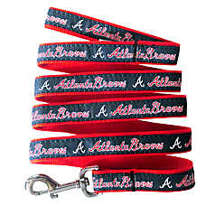 Atlanta Braves MLB Dog Leash
