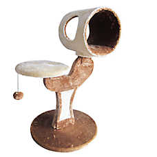 IRIS 2-Tier Premium Cat Tree