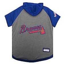 Atlanta Braves MLB Hoodie Tee