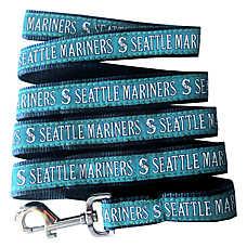 Seattle Mariners MLB Dog Leash