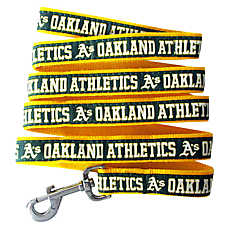 Oakland Athletics MLB Dog Leash
