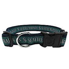 Seattle Mariners MLB Dog Collar
