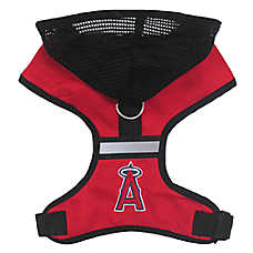 Los Angeles Angels MLB Dog Harness