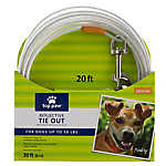 Top Paw® Reflective Dog Tie Out