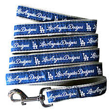 Los Angeles Dodgers MLB Dog Leash
