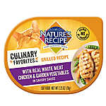 Nature's Recipe® Culinary Favorites Grilled Cat Food - Natural, Chicken & Vegetables
