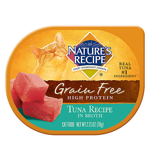 Natures Recipe Canned Cat Food
