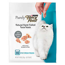Purely Fancy Feast® Cat Treat - Natural, Tuna