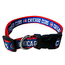 Chicago Cubs MLB Dog Collar