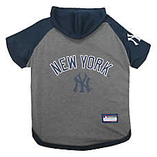 New York Yankees MLB Hoodie Tee