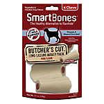 SmartBones® Butcher's Cut Dog Treat - Pork