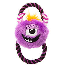 Thrills & Chills™ Pet Halloween Monster Mayhem Rope Dog Toy