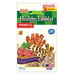 Nylabone®Healthy Edibles® Mini Variety Pack - Natural, Roast Beef, Chicken & Bacon