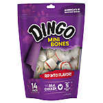 Dingo Rawhide Mini Dog Treat
