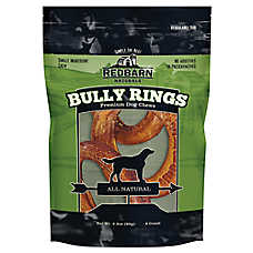 Redbone Naturals Bully Rings Dog Treat