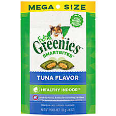 GREENIES® SmartBites Hairball Control Cat Treat - Tuna