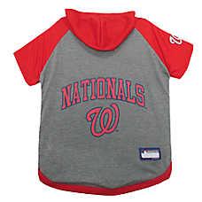 Washington Nationals MLB Hoodie Tee