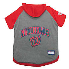 Washington Nationals MLB Hoodie Tee