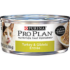 Purina® Pro Plan® Adult Cat Food - Turkey & Giblets