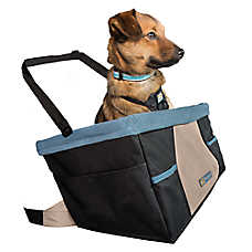 kurgo rover dog booster seat dog car booster seats petsmart. Black Bedroom Furniture Sets. Home Design Ideas