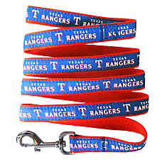 Texas Rangers MLB Dog Leash