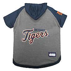 Detroit Tigers MLB Hoody Tee