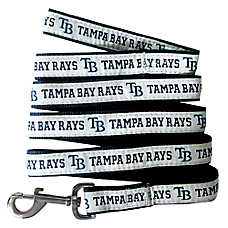 Tampa Bay Rays MLB Dog Leash