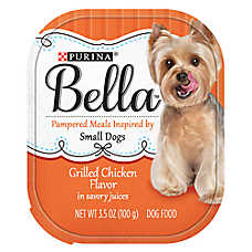 Purina® Bella Small Dog Food - Grilled Chicken