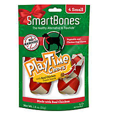 SmartBones® Playtime Chews Small Dog Treat - Chicken