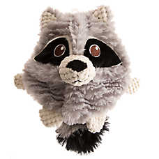 Top Paw® Round Racoon Dog Toy