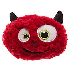 Thrills & Chills™ Pet Halloween Villains Devil Head Ball Dog Toy