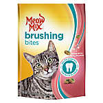 Meow Mix® Brushing Bites Dental Cat Treat - Salmon