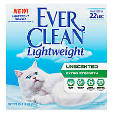 Ever Clean® Lightweight Cat Litter - Unscented
