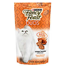 Fancy Feast® DUOS Cat Treat - Chicken