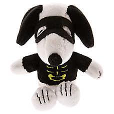 Peanuts® Pet Halloween Snoopy Skeleton Dog Toy