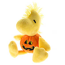 Peanuts® Pet Halloween Woodstock Pumpkin Dog Toy