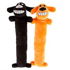 BoBo Pet Halloween 2-Pack Long Body Dog Toy