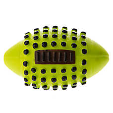 Thrisll & Chills™ Pet Halloween Football Dog Toy