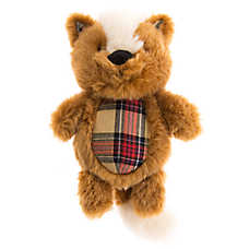 Top Paw® Plush Fox Dog Toy