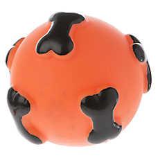 Thrills & Chills™ Pet Halloween Bone Ball Dog Toy