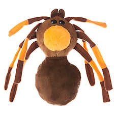 Top Paw® Spider Plush Dog Toy