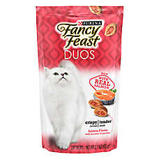 Fancy Feast® DUOS Cat Treat - Salmon