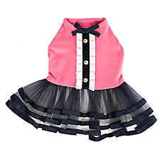 Top Paw® Ruffle Dog Dress