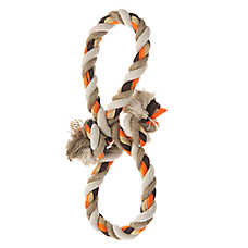 Top Paw® Figure 8 Rope Dog Toy