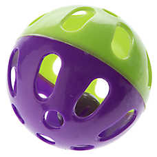 Thrills & Chills™ Pet Halloween Ball with Bell Cat Toy