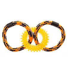 Top Paw® 3 Circle Rope Dog Toy