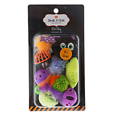 Thrills & Chills™ Pet Halloween Skelefriends 10-Pack Toy