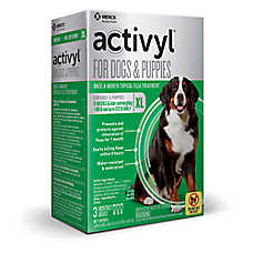 Activyl Dog 89-132 Lb Dog Flea & Tick Dog Treatment