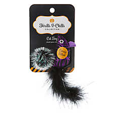Thrills & Chills™ Pet Halloween Mouse Ball 2-Pack Cat Toy
