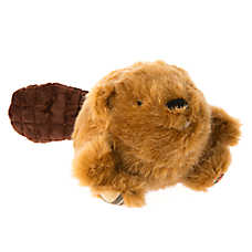 Top Paw® Beaver Body Ball Dog Toy